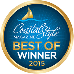 Coastal Style Magazine Best of 2015 Winner
